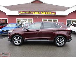 2020 Ford Edge SEL AWD 5kms $255