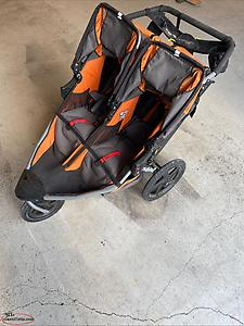 Double BOB Stroller for sale