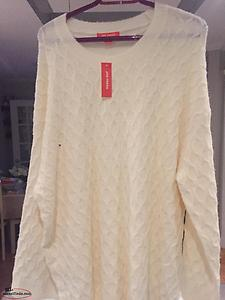 Joe fresh sweater. New never worn xl