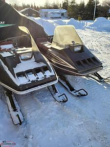 Arctic cat parts forsale cheetah lynx panther jag