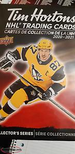 Tim Hortons 2020-21 Hockey Cards GREAT PRICES