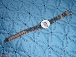 canadians nhl wrist watch collectable