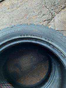 Tires one Pair $25 225/50r/16