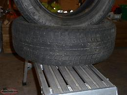 Two Michelin Tires 225/60R16
