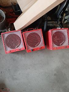 Construction heaters