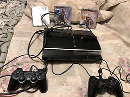PlayStation 3 and 3 Games