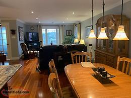 BEAUTIFUL IMMACULATELY CLEAN HOME SITTING ON 2.77 ACRES OF LAND