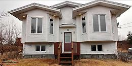 Renovated 4 bedroom/1 bath home located in Harbour Grace