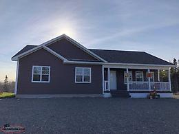 New build in Grand Falls-Windsor all on one level