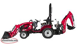 Just Arrived Mahindra eMax 20S TLB Packages