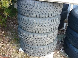 4 17IN. GENERAL ALTIMAX ARCTIC 12 WINTER TIRES P215/45R17