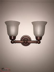 3 - Two Light Wall Sconce