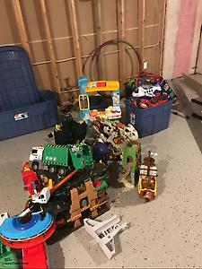 Free Toys - Assorted Toys