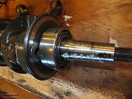 600 tripple Polaris crank