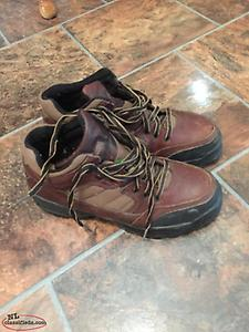 Kodiac Steel Toe Work Shoes