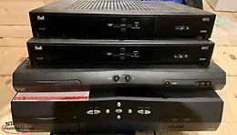 FOR SALE: Bell Satellite Receivers And satellite Dish