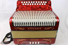 Wanted Hohner Corso Accordion A/D Cord/Key