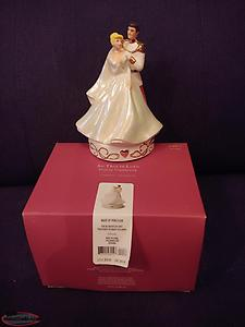 "Hallmark Keepsake Ceramic Disney Cinderella ""So This Is Love"""