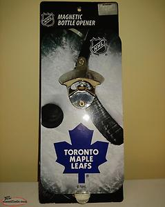 Toronto Maple Leaf Magnetic Beer Opener (New)