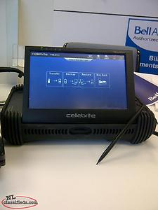 "Complete ""Cellebrite"" SmartPhone - Cell Phone Data Transfer System"