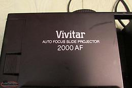 Looking for a working Vivitar Auto Focus Slide Projector 2000AF