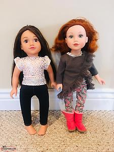 Journey girl dolls and clothing