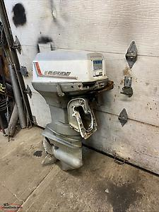 50hp evinrude outboard