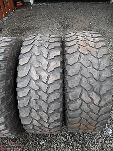 Tires 285/70/17