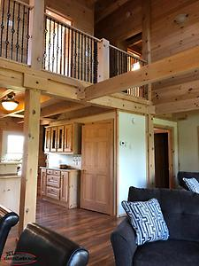 For Sale in Brigus Junction - Log Home / Cabin ... $ 449,500