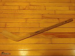 Rare Montreal Canadiens 1970's Team Signed Stick