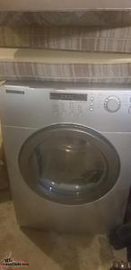 Large clothes dryer