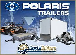 Polaris Trailers at Coastal Outdoors