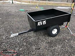 Just Arrived Steel Dump Trailers