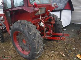 4/4 tractor