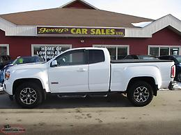 2018 GMC Canyon Crew 4x4 All Terrain $235 B/W