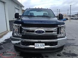 2019 F250 REGULAR CAB 4X4