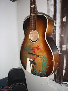 OLD GUITARS