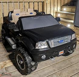 Kids Powerwheels 12V Ford F-150