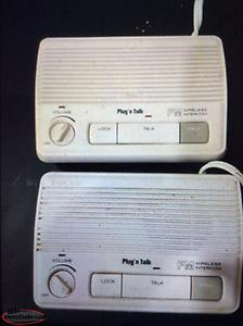 Fm wireless intercom