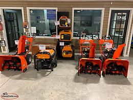 DR Snowblower/Generators/Pressure Washers