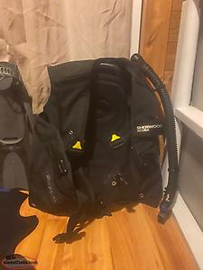 Complete set of dive gear for sale