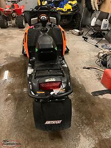 2007 artic cat crossfire 700