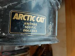 arctic cat engine