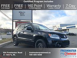 2011 Suzuki Grand Vitara - Includes 2 sets of wheels!