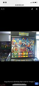 Looking for a 1991 Pinball game