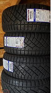 FOUR BRAND NEW 215/55/16 TIRES!!
