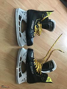 Bauer supreme ignites size 9.5 like new