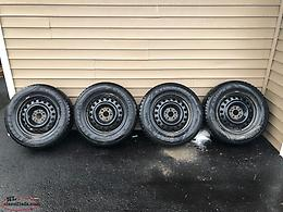 225/65R17 WINTER Tires and Rims!!