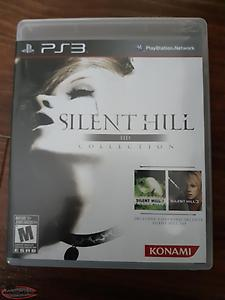 Silent hill collection for ps3