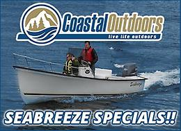 Seabreeze Boats - FREE Fish Finder with your pre-order!